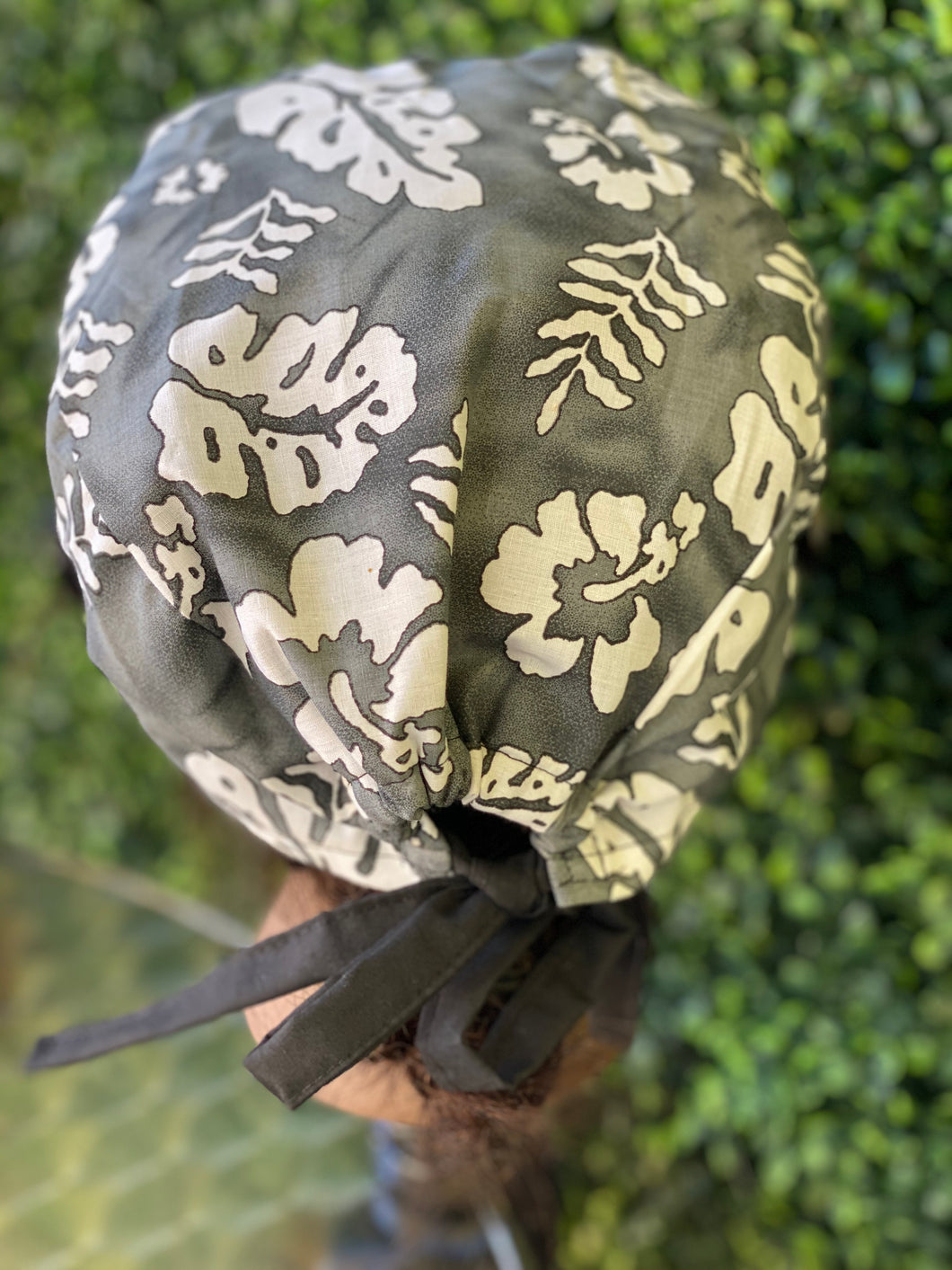 Grey Tropical Surgical Cap