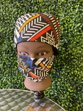 Load image into Gallery viewer, African Print Cap