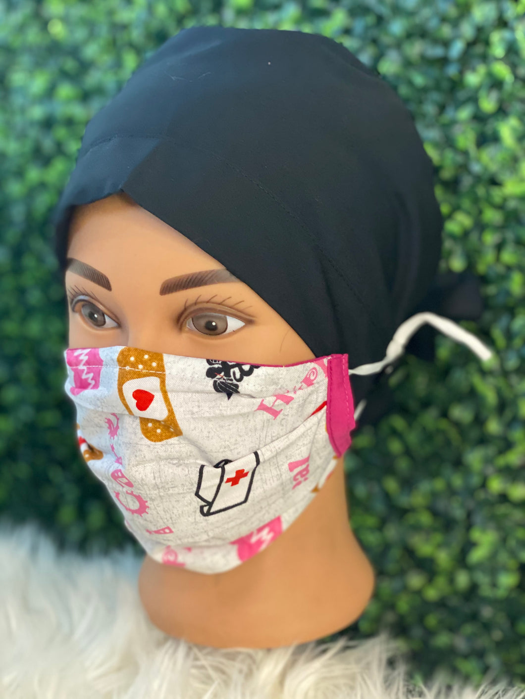 Care and Hope Adjustable Mask