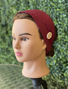 Simple Solid Color Headbands (14 Colors Available)