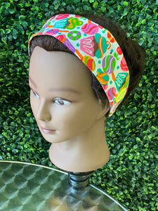 Simple Classic Bakers Head Band
