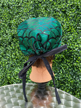 Load image into Gallery viewer, Green Mermaid Surgical Cap