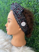 Load image into Gallery viewer, Love & Amour Bow Headband
