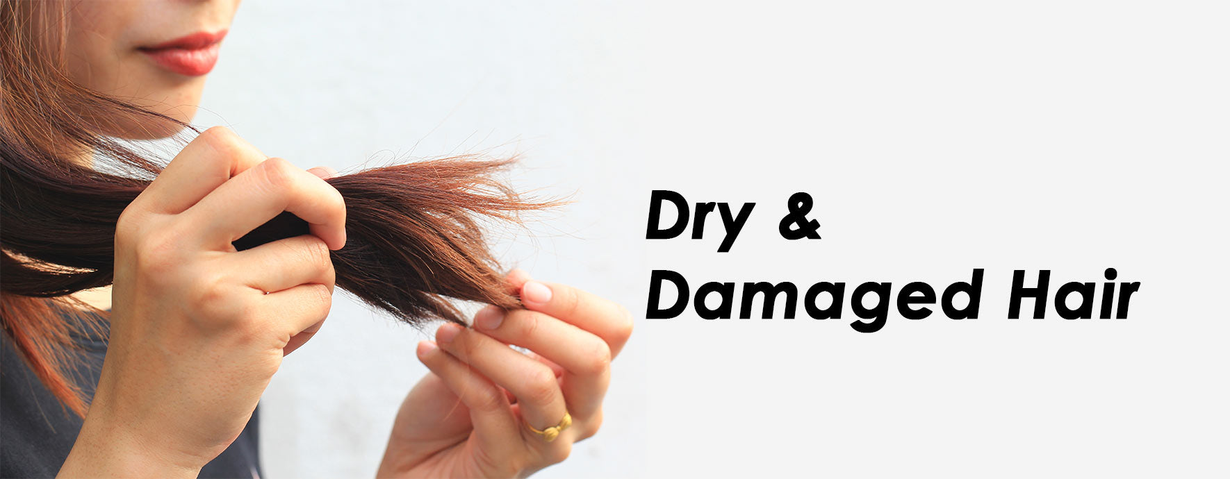 CONCERN - Dry & Damaged Hair