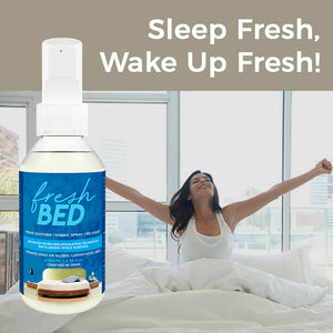 The Perfumer Fresh Bed Mood Soother and Romance Spray for Linen, Pillow, Bed Sheets, Fabric and Furniture, 100 ml