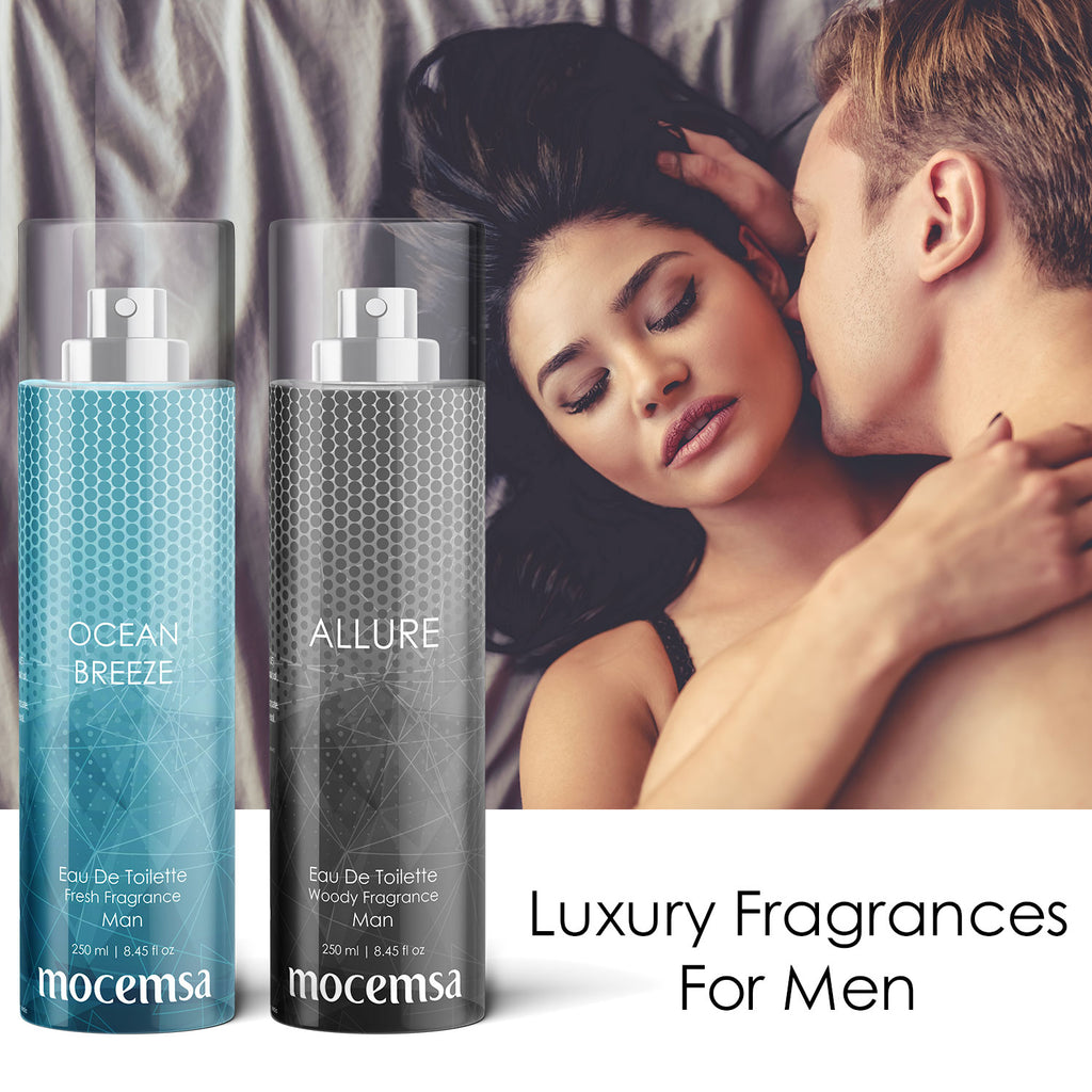 Mocemsa Ocean Breeze Perfume For Man, 250 ml