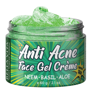 Neem Tulsi Aloe Face Gel for Anti Pimple & Acne, 60g