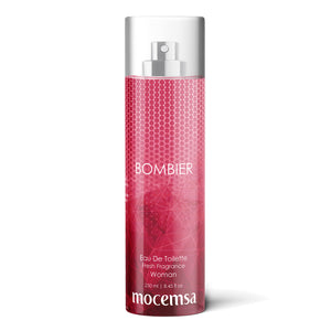 Mocemsa Bombier Perfume For Woman, 250 ml