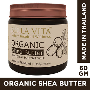 Shea Butter Skin Moisturiser and Healing Product (60 g) - Skin Organ