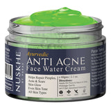 Under Eye Serum, Anti Acne Cream & Charcoal Face Scrub Combo For Women & Men