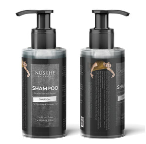 Shampoo With Keratin Biotin Argan For Frizz Free & Stronger Hair, 200ml