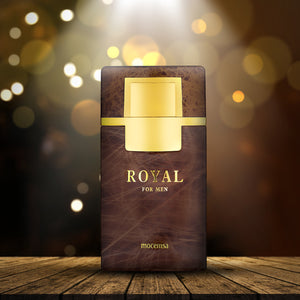 Royal For Men Eau De Parfum (100ml) - Skin Organ
