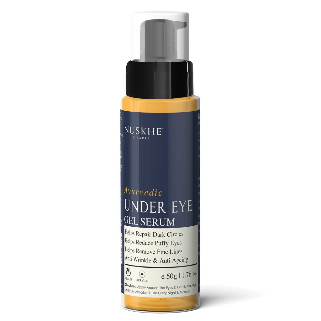 Under Eye Gel Serum For Dark Circle Treatment, Puffy Eyes & Wrinkles