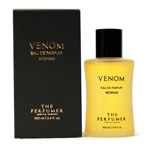 The Perfumer Venom Perfume for Women Spicy and Fruity, 100 ml