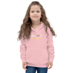 WeSeeU - #bettertogether - Kids Hoodie