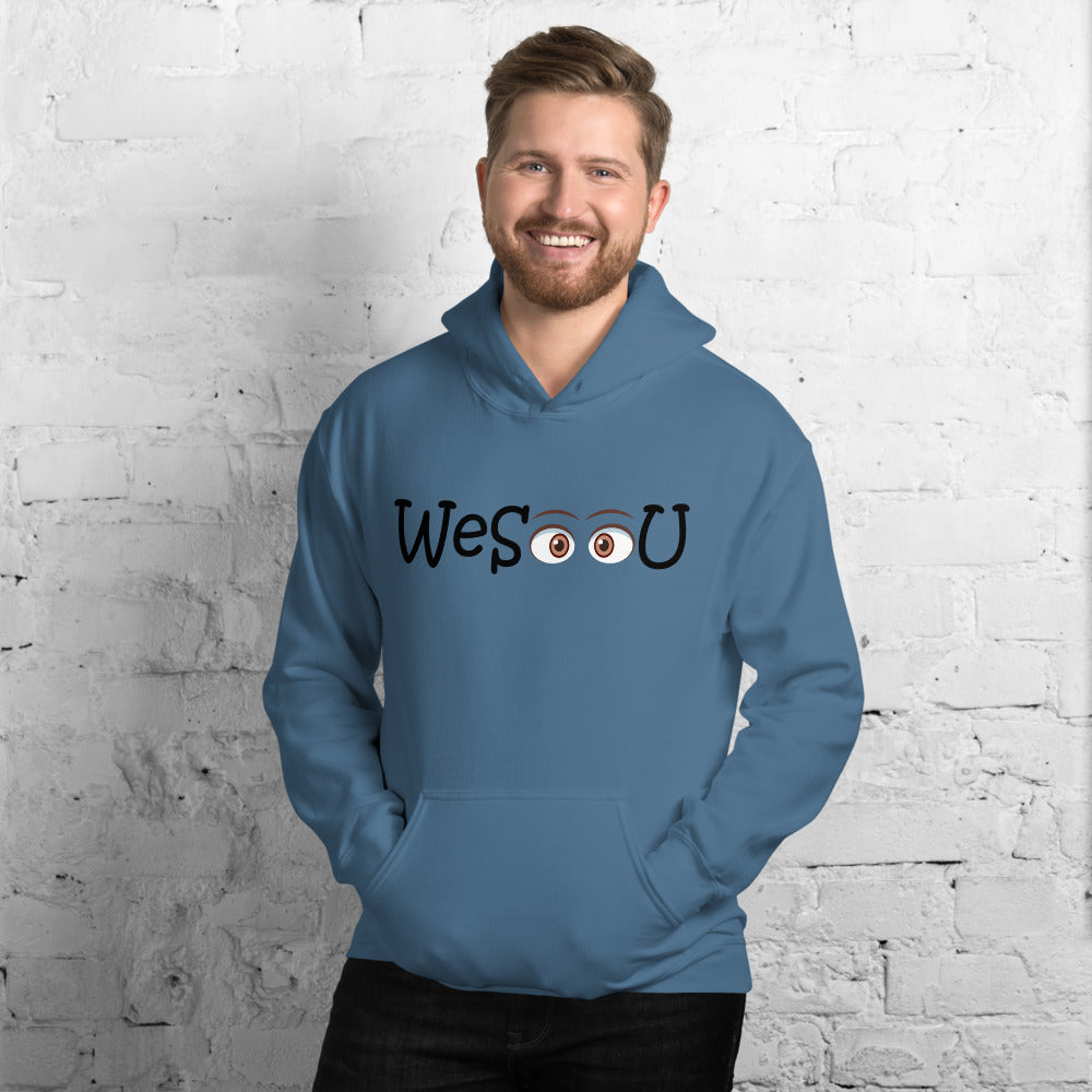 WeSeeU Hooded Sweatshirt