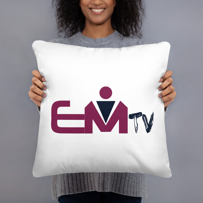 #EMTV Basic Pillow