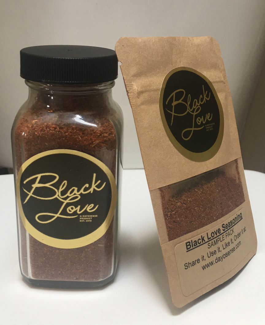 Black Love Seasoning