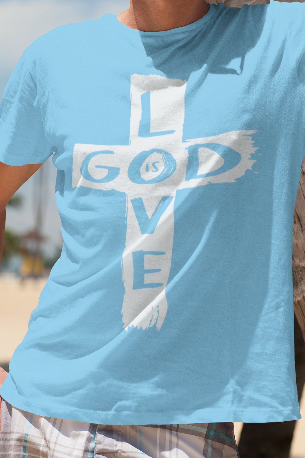 God is Love is God - Unisex