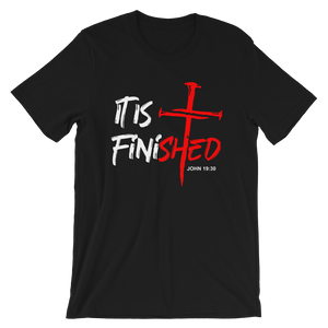 It is Finished - Unisex