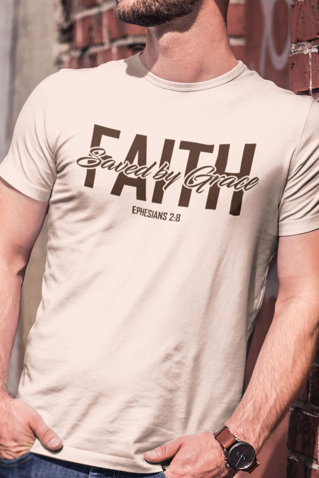 Grace through Faith - Unisex