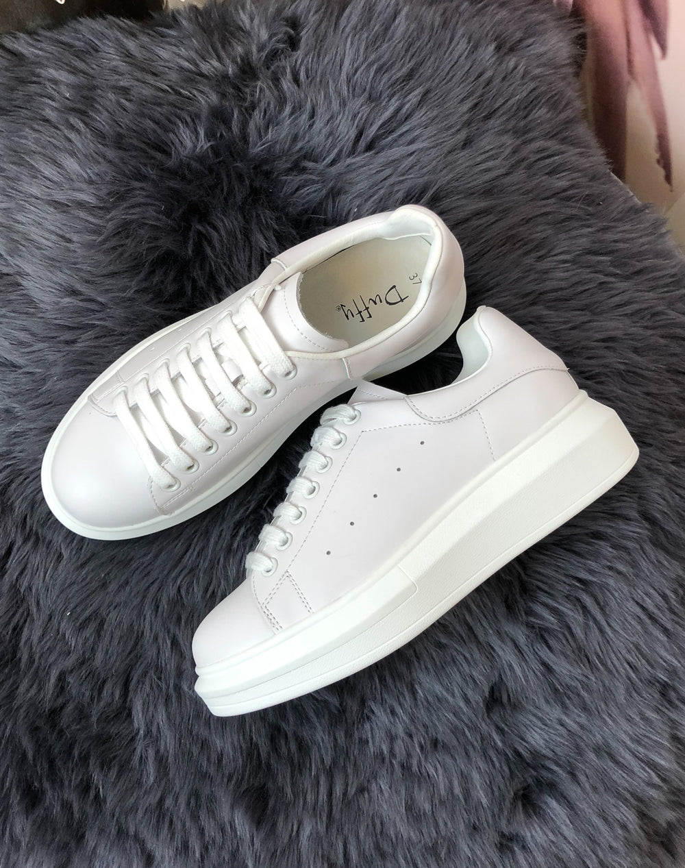 Duffy 7520131 sneakers white