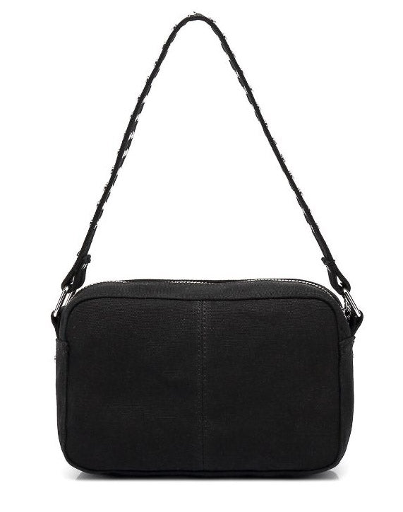 Noella Kendra bag black canvas