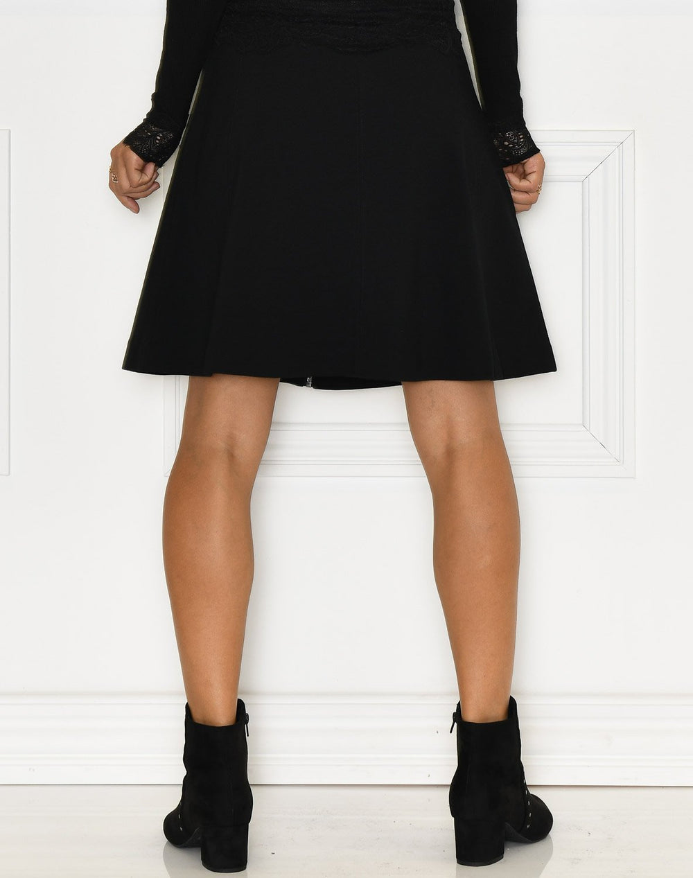 B. Young BYTanya skirt black - Online-Mode