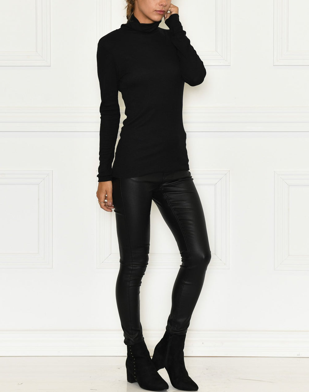 B. Young Kato Kiko jeans black - Online-Mode
