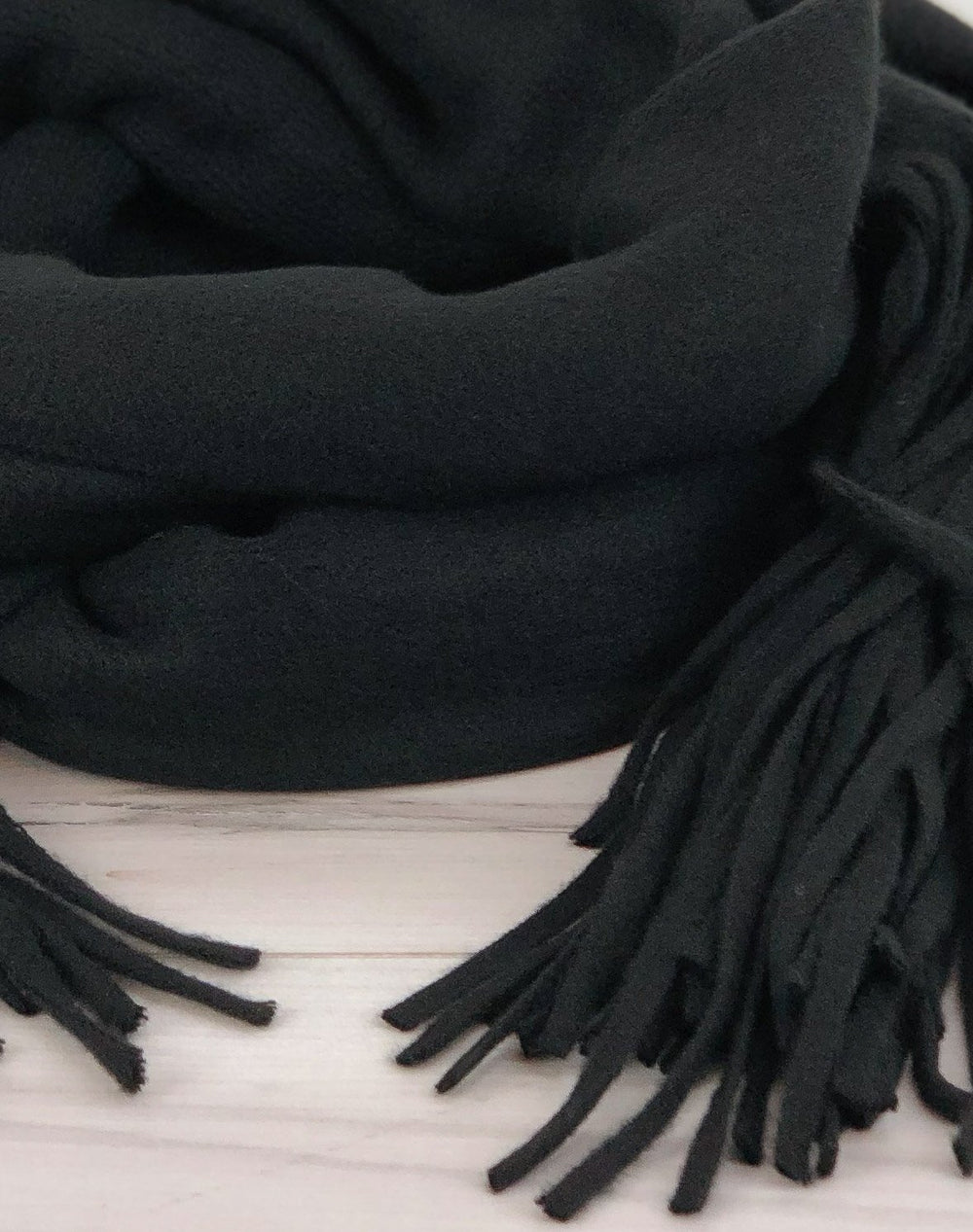B.young Bavinni scarf black - Online-Mode