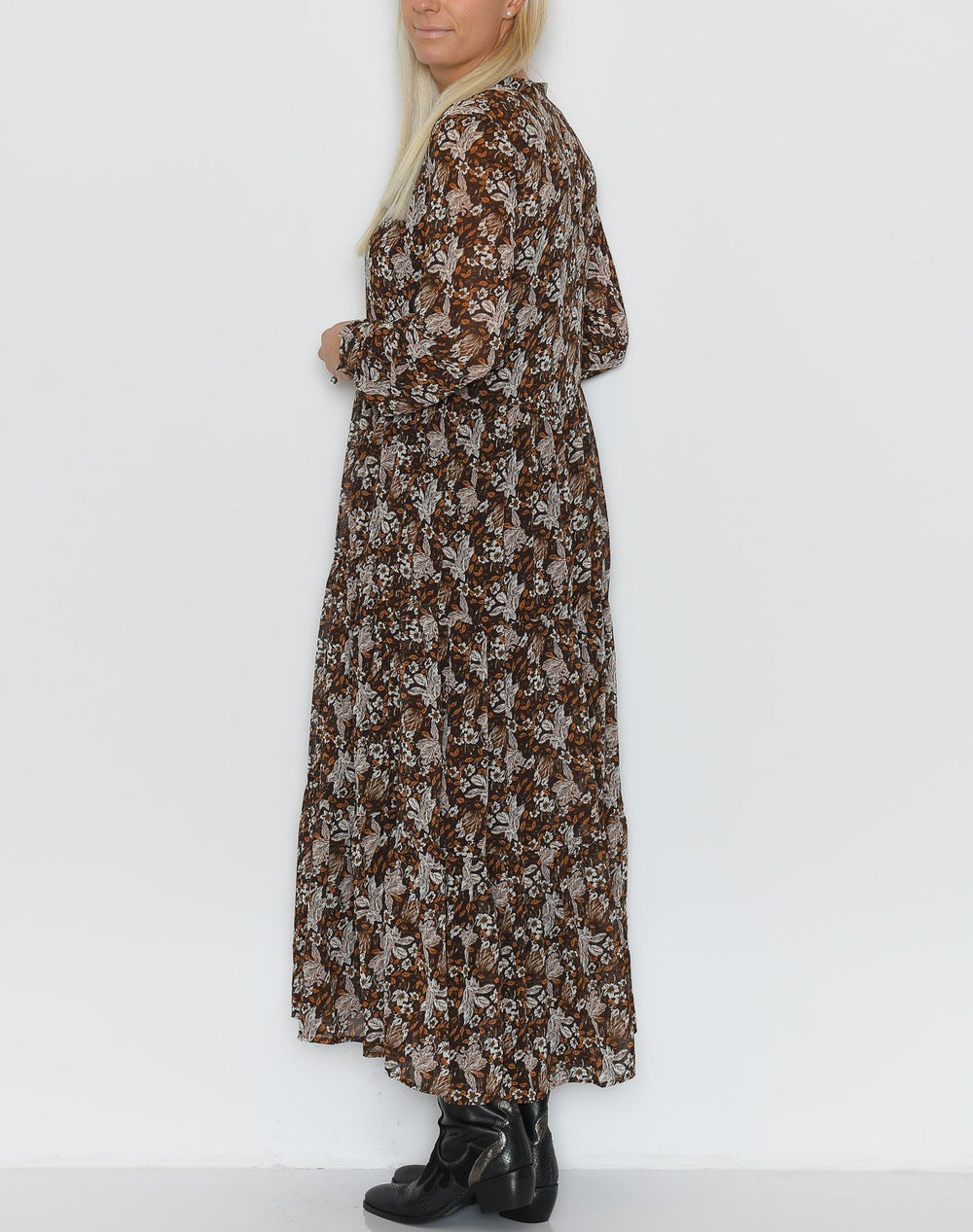 B.young BXFihally dress chocolate brown - Online-Mode