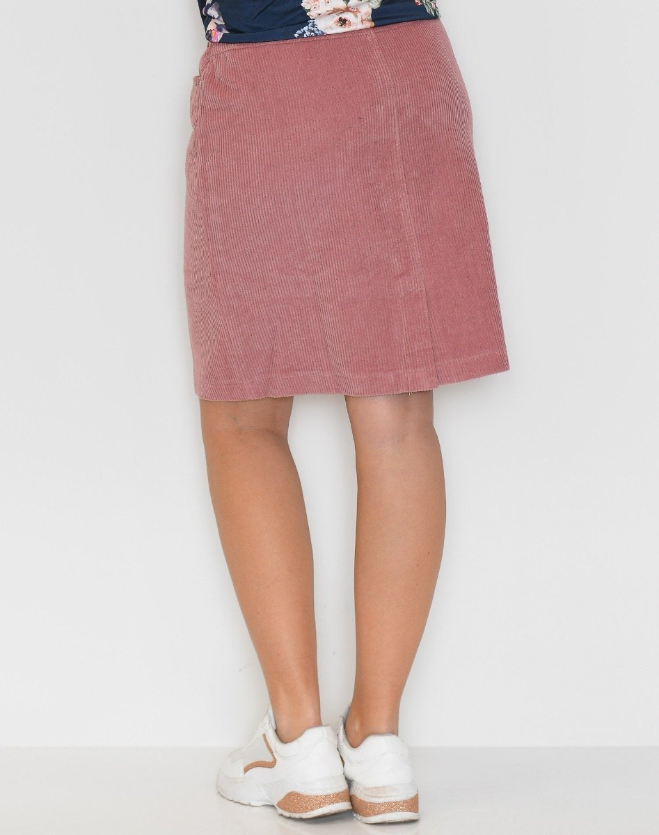B.young BXGilla skirt blush - Online-Mode