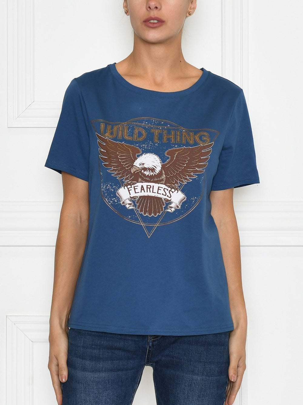 B.Young BXsilli t-shirt ensign blue - Online-Mode