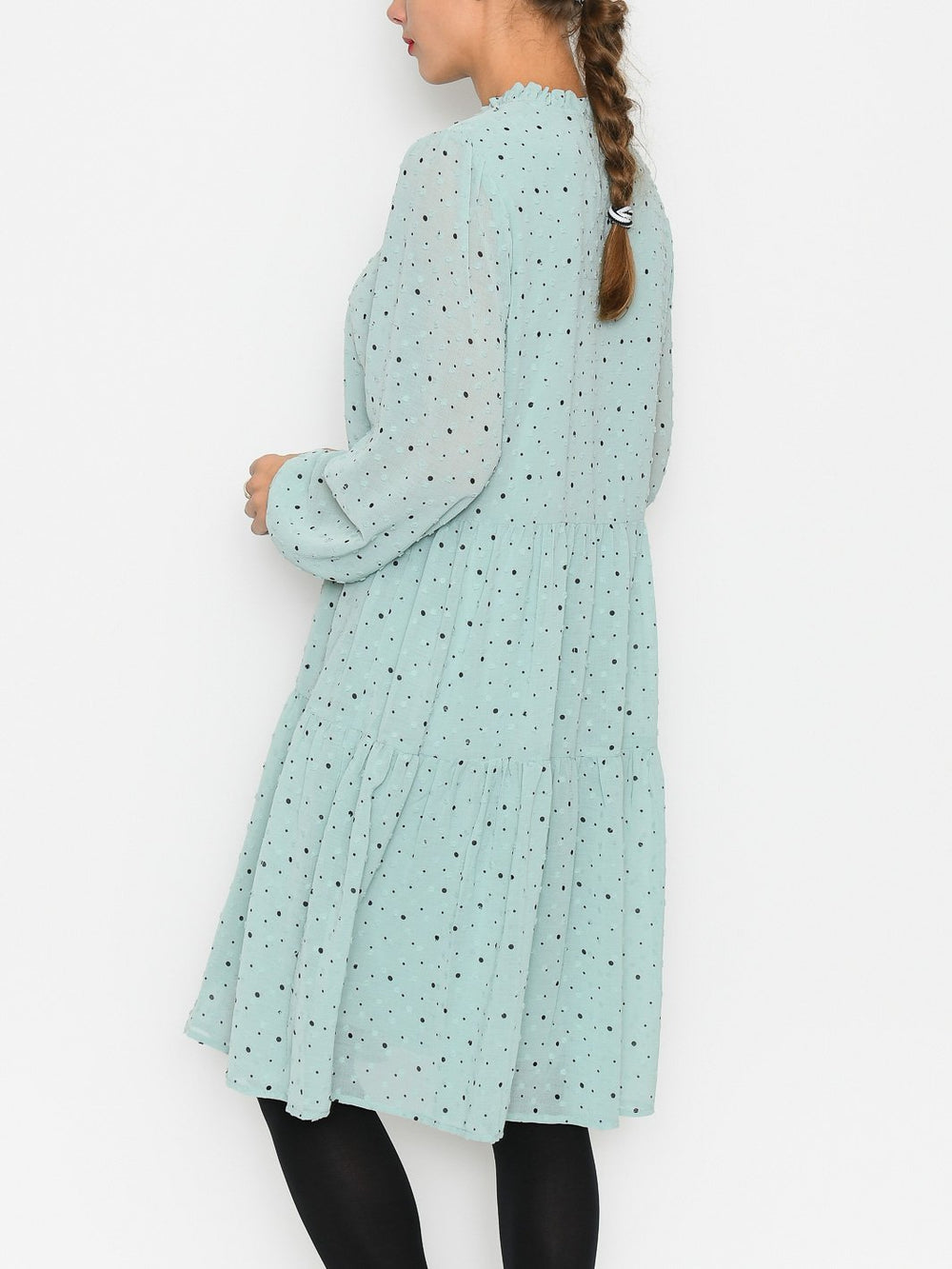 B.Young BYidalia dress blue surf mix - Online-Mode