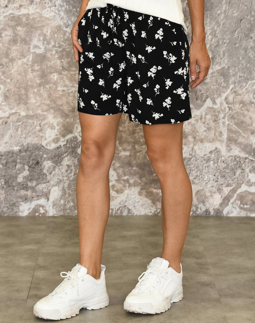 B.young BYisole shorts black combi 5 - Online-Mode