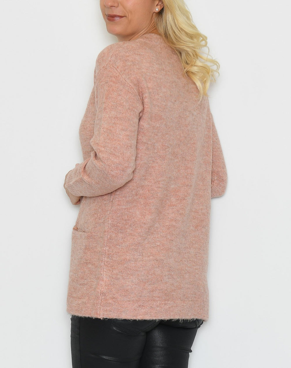 B.young BYMisha cardigan warm rose - Online-Mode
