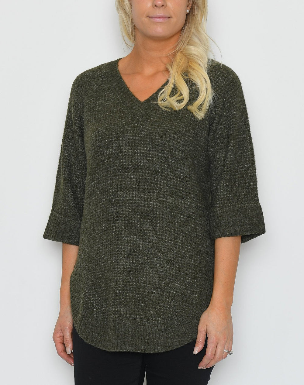 B.young BYMisha tunic olive night - Online-Mode