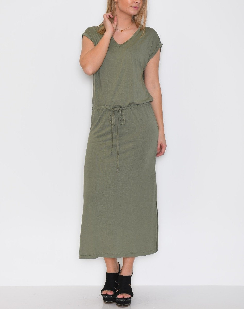 B.young BYRosana dress 2 cedar green - Online-Mode