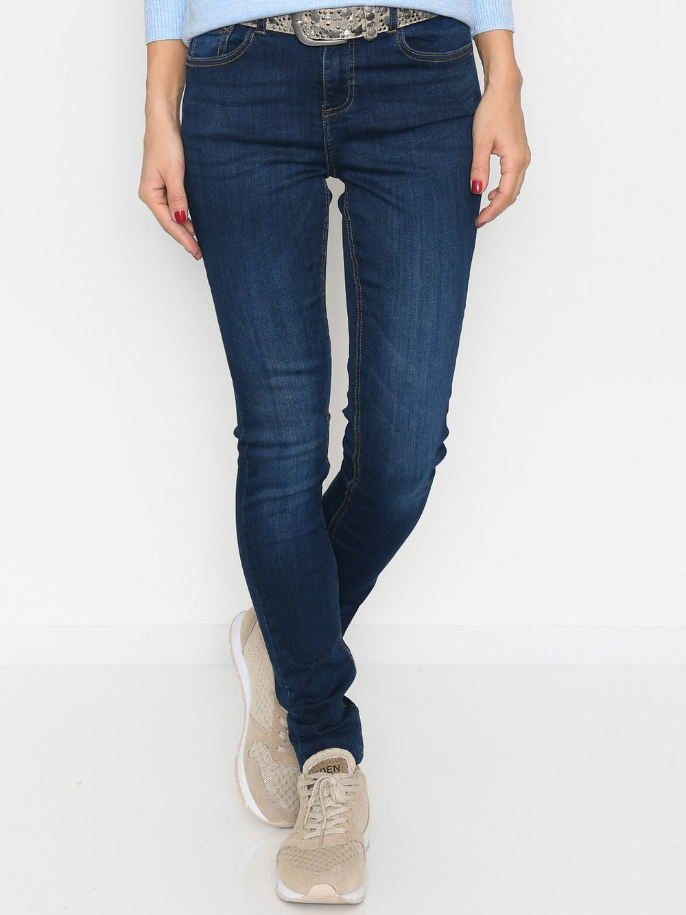 B.Young Lola Luni jeans - 5 pocket dark ink - Online-Mode