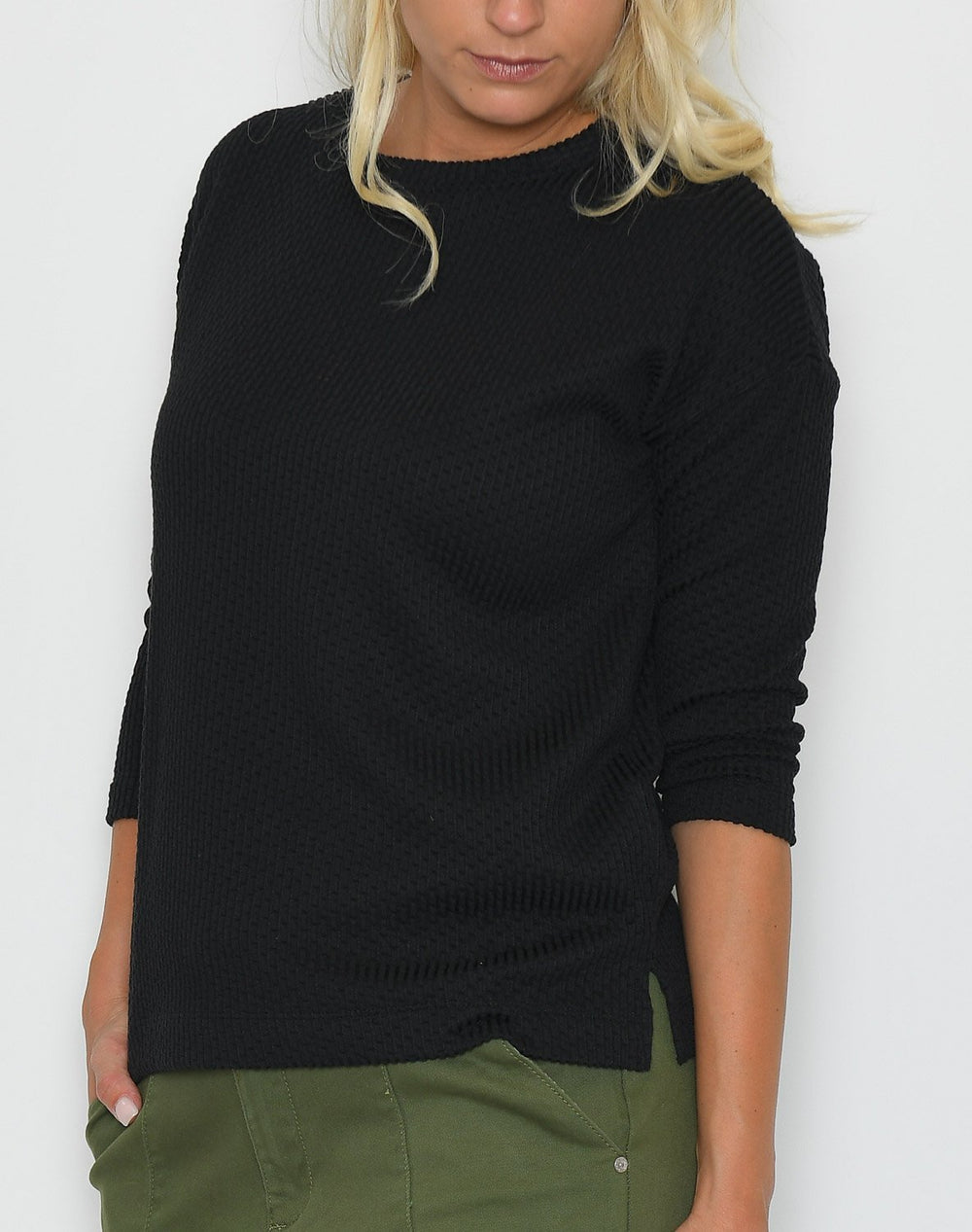 B.young Simora pullover black - Online-Mode