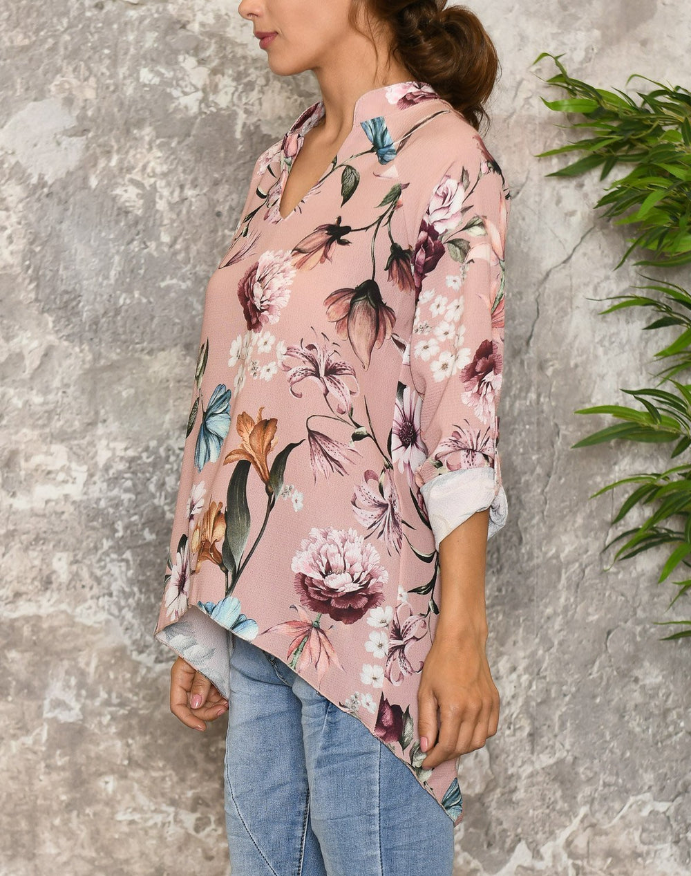 Claire tunic rose mix - Online-Mode