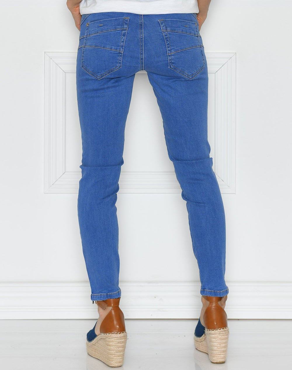 Cream BennieCR jeans spring blue denim - Online-Mode