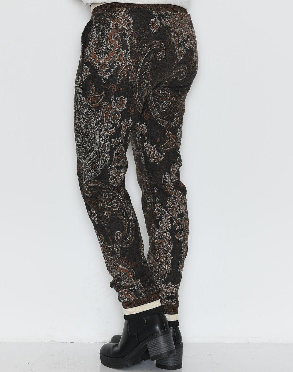 Cream MonaCR pants pitch black - Online-Mode