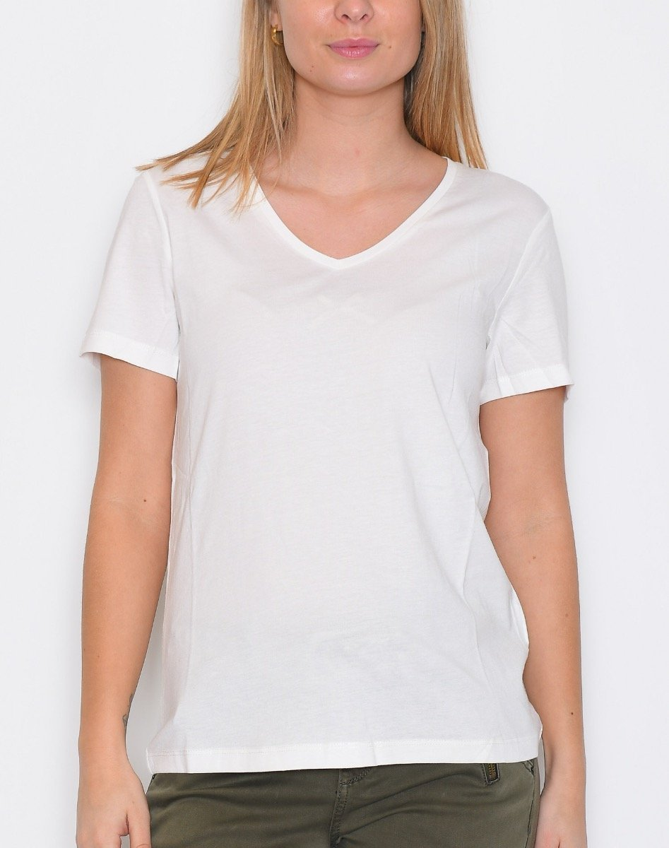 Cream Naia t-shirt chalk - Online-Mode