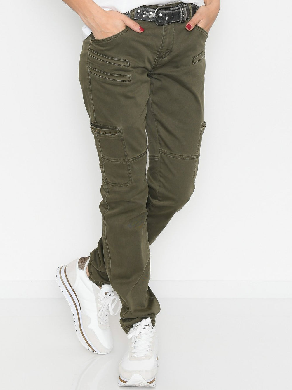 Culture CUalba pants tarmac - Online-Mode