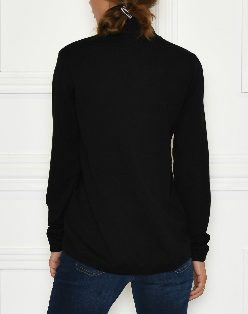 Culture CUAnnemarie roll-neck pullover black - Online-Mode