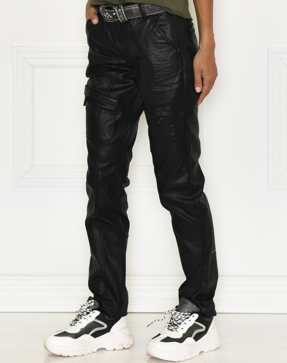 Culture CUassika pants malou fit black - Online-Mode