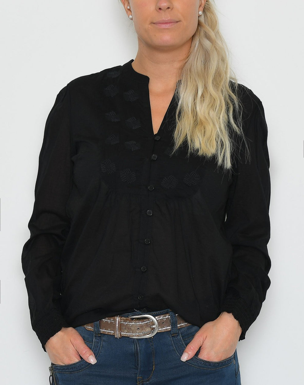 Culture CUaylil shirt black - Online-Mode