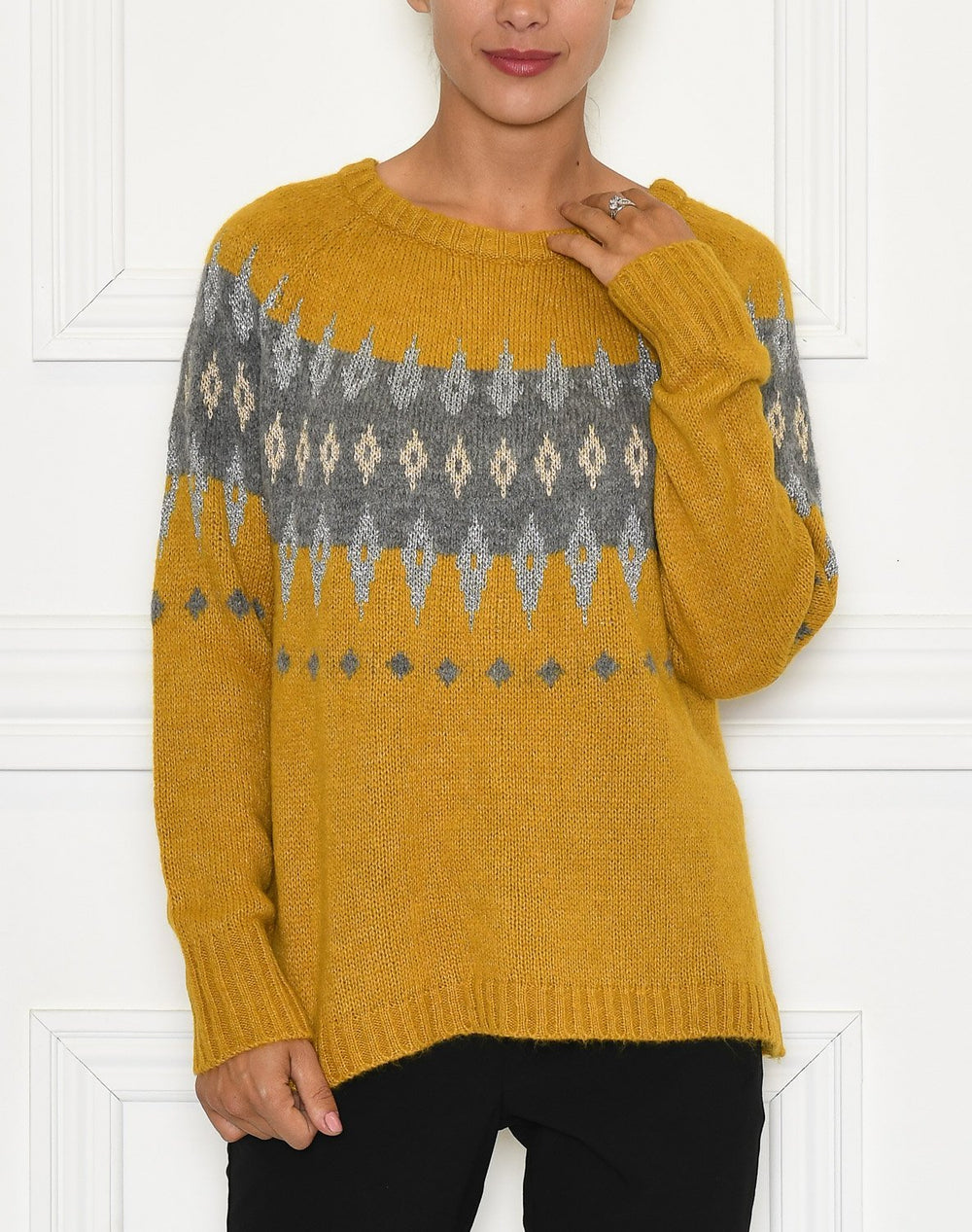 Culture CUclaudia pullover tinsel - Online-Mode
