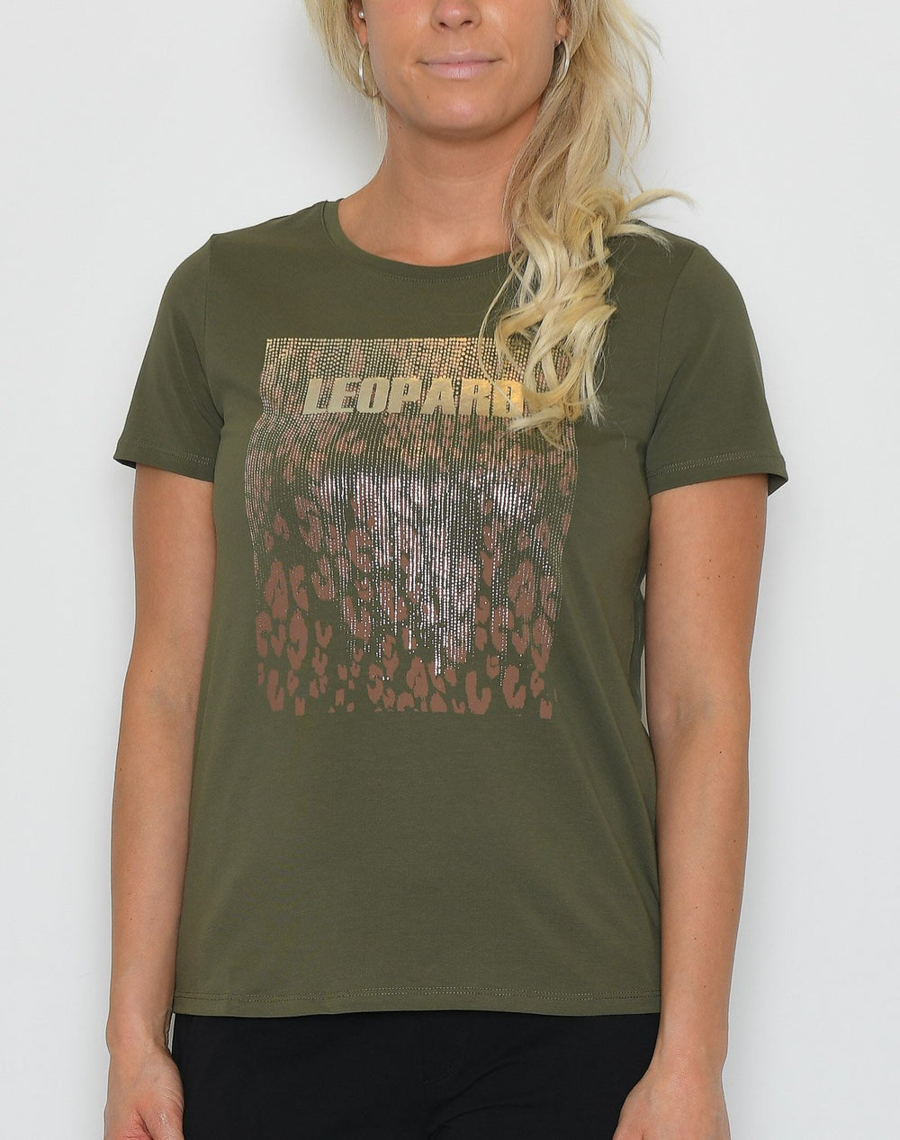 Culture CUdilara t-shirt army delight - Online-Mode